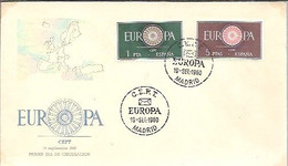 FDC 1960 - FDC