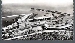 B 105  CARTE POSTALE SEMI MODERNE   AGADIR VUE SUR LE NOUVEAU PORT - Agadir