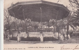 CANNES(KIOSQUE) - Cannes