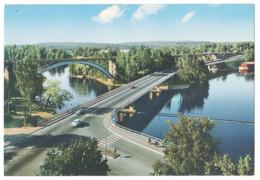 HEINOLA, HEINOLA  BRIDGES ,POSTCARD - Finlandia