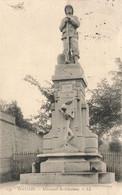 LE VIEUX POITIERS : MONUMENT DES COLONIAUX - Poitiers