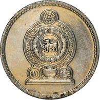 Monnaie, Sri Lanka, 25 Cents, 1991, SPL, Copper-nickel, KM:141.2 - Sri Lanka