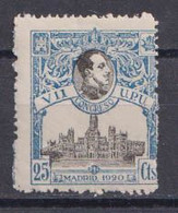 Año 1920 Nº 303 Congreso De La UPU Mh - Neufs