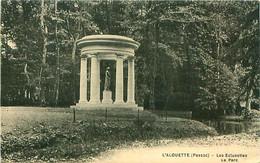 Cpa PESSAC 33 L' ALOUETTE - Les Eclusettes - Le Parc - Pessac