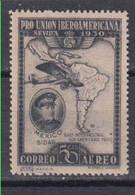Año 1930 Nº 586 Union Iberoamericana Mh - Neufs