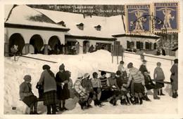Zwitserland Schweiz Suisse -  Lausanne - Catherine - Iceskating Schaatsen - 1926 - Unclassified
