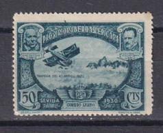 Año 1930 Nº 587 Union Iberoamericana Mh - Neufs