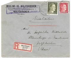 Moselle (Morhange) - 329 MORCHINGEN (WESTMARK) C - LR 12.6.1942 - 1961-....