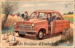 Luxemburg Luxembourg - Ettelbrück - Auto - Dieren - 1950 - Unclassified