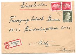 Moselle (Vallerysthal) - 329 DREIBRUNNEN (WESTMARK) B - LR 1.2.1943 - 1961-....
