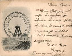 Great Britain - London - Great Wheel - 1899 - Non Classés
