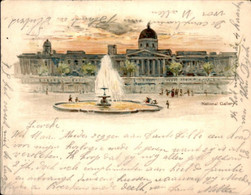 Great Britain - London - National Gallery - 1899 - Non Classés
