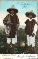 MEXIQUE  MEXICO  Indigenas - Mexico