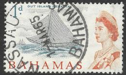 Bahamas. 1965 QEII. 1d Used. SG 248 - 1963-1973 Interne Autonomie
