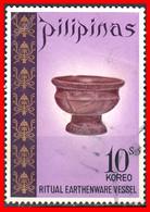 FILIPINAS.-  PHILIPPINES.- SELLOS AÑO 1972 DESCUBRIMIENTOS ARQUEOLOGICOS FILIPINOS - Philippines