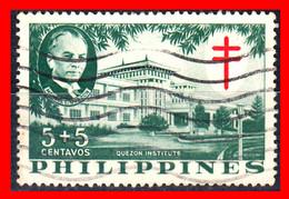 FILIPINAS.-  PHILIPPINES.- SELLOS AÑO 1962 CRUZ - Philippines