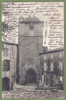 CPA Dos Précurseur, Vue Peu Courante - GARD - NEFFIES - L'ÉGLISE - Photo Pendaries - Otros Municipios