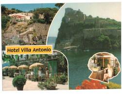 1997  ISCHIA 1    - HOTEL VILLA ANTONIO - Napoli