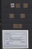 Braunschweig - Marken Und Briefe: Umfangreiche Sammlung Von 84 Marken Mit Paaren, Einheiten, Bessere - Brunswick