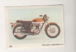 TRIUMPH BONNEVILLE...MOTOR-CYCLING.....MOTOCYCLISME.....MOTO...MOTOCICLISMO...MOTOCROSS - Motor Bikes