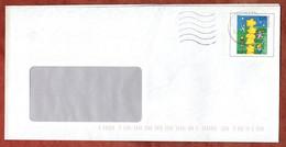 Ganzsachenumschlag, Europa, MS Welle Briefzentrum, 2001 (5117) - Umschläge - Gebraucht