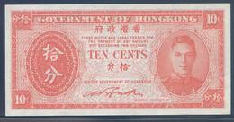 Ref. 3917-4354 - BIN HONG KONG . 1945. HONG KONG 10 CENTS 1945 - Hong Kong