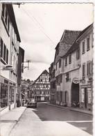 67 BOUXWILLER Grande Rue ,voiture Année 1950 Panhard Dyna , Façade Maison De La Presse - Bouxwiller