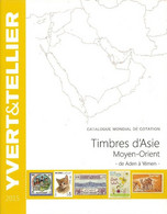 Catalogue Yvert Et Tellier Asie Moyen-Orient 2015 - Non Classificati