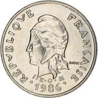 Monnaie, Nouvelle-Calédonie, 10 Francs, 1986, Paris, SUP, Nickel, KM:11 - New Caledonia