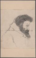 Autographen: Christian Friedrich Hebbel (18. März 1813 - 13. Dezember 1863), Dramatiker Und Lyriker - Autographs