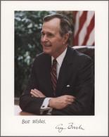 Autographen: USA-PRÄSIDENTEN, Zwei Alben Mit Unterschriften Bzw. Originalunterschriften US-amerikani - Autographs
