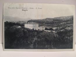 Italy Italia Firenze Villa Delle Signore Montalve Quiete S. Cresci Mugello. Spedita 1925 - Firenze