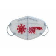 AUSTRIA 2021 COVID 19 FFP2 MASK MNH - 2011-2020 Nuovi & Linguelle