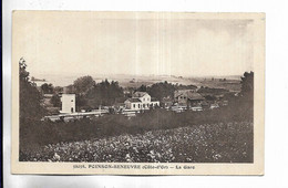 21 - POINSON-BENEUVRE ( Côte-d' Or ) - La Gare - Other Municipalities