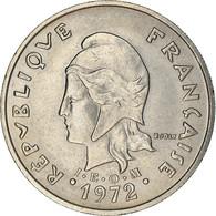 Monnaie, Nouvelle-Calédonie, 20 Francs, 1972, Paris, SUP, Nickel, KM:12 - New Caledonia