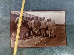 REF Pierre BARBIER 9 X 6 GUERRE 14-18 MILITAIRE HANS ?  MARS 1915 ? CHIEN DE GUERRE - Guerra, Militares