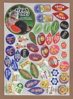 AC - FRUIT LABELS Fruit Label - STICKERS LOT #125 - Fruits & Vegetables