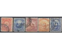 Ref. 655057 * USED * - PERU. 1895. TRIUMFO DE LA REVOLUCION Y ELECION DEL PRESIDENTE PIEROLA - Peru