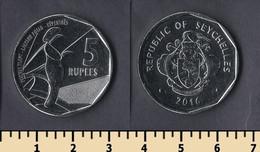 Seychelles 5 Rupees 2016 - Seychelles