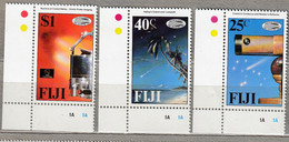 FIJI 1986 Space Halleys Comet MNH(**) Mi 545-547 #31348 - Oceania