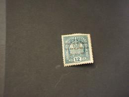 VENEZIA GIULIA - 1918 RE 12 H. - NUOVO(+) - Venezia Giulia