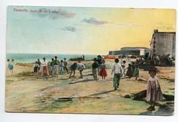 ESPAGNE TENERIFE Bario De Los LLANOS Enfants Cote Port   1933 écrite     D14 2019 - Tenerife