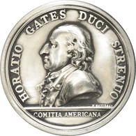 United States Of America, Médaille, General Horatio Gates, History, 1777 - Other
