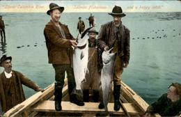 USA Amerika - Colombia River - Salom Fishermen - 1909 - Non Classés