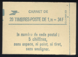 France - Yvert Carnet N° 2318-C1 Conf8 - Neuf Et Luxe - Cote 23 Euros - Definitives