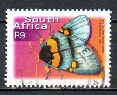 AFRIQUE DU SUD. N°1214 De 2002 Oblitéré. Papillon. - Mariposas