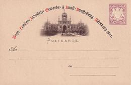 BYAERN    ENTIER POSTAL/GANZSACHE/POSTAL STATIONERY CARTE ILLUSTREE - Ganzsachen