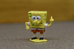 Kinder Ferrero MPG S-201 Spongebob Squarepance - Monoblocchi