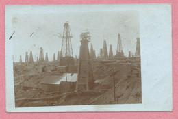 Romania ? - Roumanie ? - Carte Photo - Foto - Puits De Pétrole - Ölbrunnen - Oil Well - A Localiser - Mines