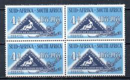 AFRIQUE DU SUD. N°195 De 1953. Timbre Sur Timbre. - Unused Stamps